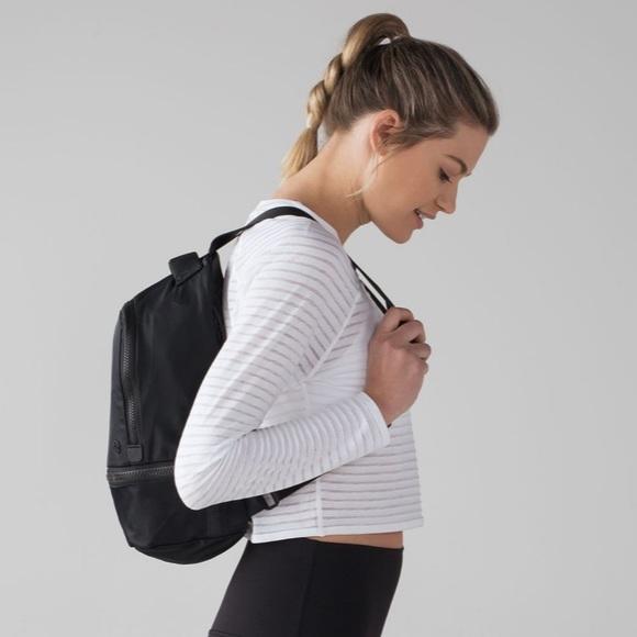 Lululemon City Adventurer Backpack Mini Black